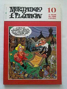 Mortadelo y Filemón nº10 - Imágenes