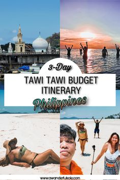 Discover an exotic and unexplored paradise. This travel guide will show you how. Diy On A Budget, Budget Travel, Travel Guide, Kalanggaman Island, Secluded Beach, Before Sunrise, Set Sail, Palawan, Great Stories