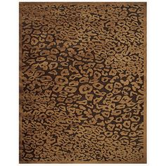 You'll love the Dabachi Dark Chocolate Area Rug at Wayfair - Great Deals on all Décor  products with Free Shipping on most stuff, even the big stuff.