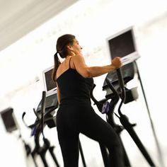 Cardio Workout: Elliptical Full Body Workout