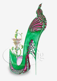 Florian - Rarefootage Shoe Designs
