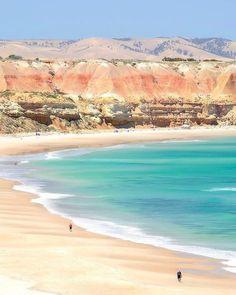 Maslin Beach, Australia.