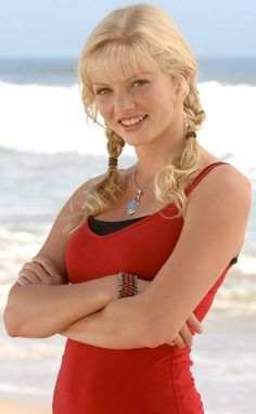 Cariba Heine...one of my favorite childhood actresses growing up. Rikki on H2O:Just Add Water