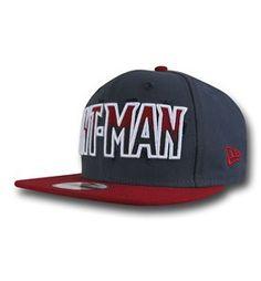 67eefe77e263e Ant-Man Logo 9Fifty Snapback Cap Hat Display