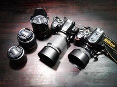 Simplemente no puedo describir lo emocionado y feliz que estoy! Dos nuevos objetivos y un cuerpo de Nikon D3100 para dedicarla exclusivamente al video! Vamos creciendo poco a poco!!! /// I just can't describe the happiness !!! Two new lenses and a D3100 body for video recording only! Growing slowly but steady !!!! ------------------------------------- #alejandrocamposphotography #Nikon #nikon_Lover #equipment #mystuff #newcamera #lenses #my_SetUp #D3100 #D3200 #happiness #feelinggreat
