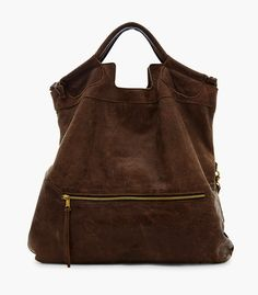 FOLEY + CORINNA :: Brown Leather Tote