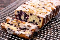 Gluten Free Lemon Blueberry Bread Recipe Great recipe and I can order the ingredients through them. Thank you Honeyville Grain for making healthy eating easy.