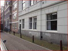Huis aan de Groenburgwal waar de eerste nobelprijswinnaar (1901) scheikunde werkte
