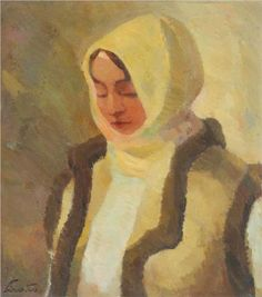 Woman+from+Bucovina - Francisc Sirato