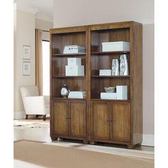 Hooker Furniture Darden Bunching Bookcase 5133-10445