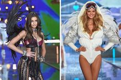 29 Of The Most WTF Looks From The Victoria's Secret Fashion Show