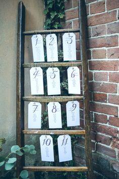 Pastel Dessert Table Italy Wedding Ladder Table Plan http://www.lesamisphoto.com/