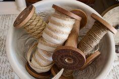 MYO Vintage Spools