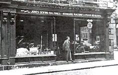 Croasdale shop - Abbey Street, Accrington