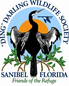 "J. N. ""Ding"" Darling National Wildlife Refuge is located on the subtropical barrier island of Sanibel in the Gulf of Mexico"