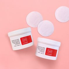 33 Korean Skincare Products You'll Wish You'd Known About Sooner - Cosrx One Step Original Clear Pads are pre-soaked toning wipes loaded with betaine salicylate and w - Etude House, Facial Toner, Facial Skin Care, Acne Prone Skin, Oily Skin, Sensitive Skin, One Step, Cosrx, Hormonal Acne