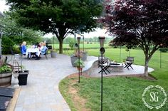 Patio Design, House Design, Garden Deco, Yard Games, Outdoor Living, Outdoor Decor, Summer Parties, Outdoor Areas, Patio Ideas