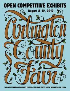 Arlington County Fair 2012 - Carolyn Sewell