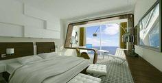 Marine Hotel - Kołobrzeg, #design #categories, #designhotel, #best hotels, #poland, #hotel, #Marine #Hotel, #kolobrzeg, #kołobrz Marine, Design Hotel, Oversized Mirror, Hotels, Bed, Furniture, Home Decor, Poland, Decoration Home