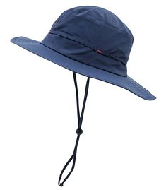 7649a0692db Men s Lightweight Quick Dry Sun Hat UPF50+ Fishing Hat Bucket Hats - Navy  Blue - CX12G15VMWT