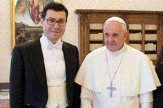 Arminfo: Папа Римский Франциск наградил посла Армении в Ватикане рыцарским орденом Большого Креста Папы Пия