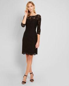 Not a bad #repliKate dress, Jaeger's Lace Dress £125