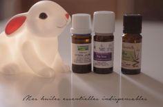 Mes huiles essentielles indispensables | Vickie in the sky - Blog lifestyle, beauté, mode, culture et DIY de Rennes