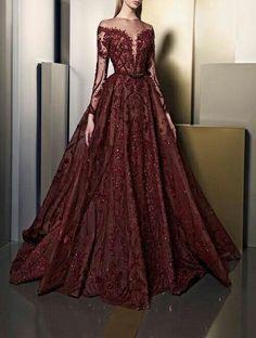 8129d68f6 Sapatos De Festa, Vestido Vinho, Vestido Da Mãe, Vestido Vermelho, Vestido  Chique