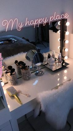 26 makeup room ideas to brighten up your morning routine - 26 makeup room ideas . - 26 makeup room ideas to brighten your morning routine – 26 makeup room ideas to brighten your mor -