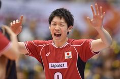 Yuki Ishikawa Photos - Japan v Egypt - FIVB Men's Volleyball World Cup Japan 2015 - Zimbio