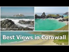 Cornwall - 30 Most Beautiful and Spectacular Views - YouTube