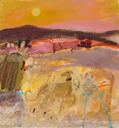 Christine Woodside's Paintings Ainscough Contemporary Art