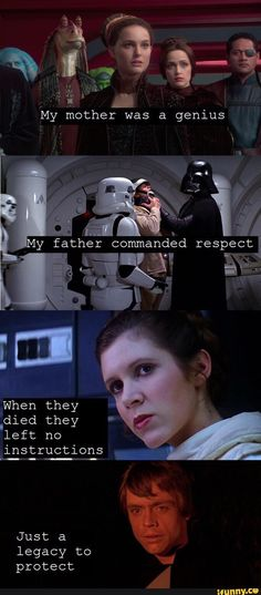 Star Wars/Hamilton