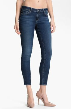 AG Jeans 'The Legging' Ankle Jeans (Rio) available at #Nordstrom #USAlove