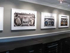 Lyle Owerko's Boombox Project