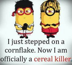 Top 87 Funny Minions Quotes and Funny Pictures - Page 7 of 9 - Dreams Quote. , Top 87 Funny Minions Quotes and Funny Pictures Minion Jokes, Minions Quotes, Funny Minion, Minion Face, Minion Sayings, Funny Picture Quotes, Funny Pictures, Funny Sayings, Humorous Quotes