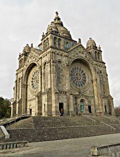 Mosteiro de Santa Luzia, Viana do Castelo, Portugal