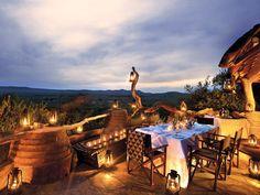 Wine & Dine in Madikwe & Mauritius / Mauritius, Madikwe, South Africa