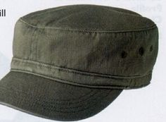 District Distressed Military Cap Item #NRJEJ-FUORN $8.98 each  email info@powerupmarketinggroup.com to request a quote on customizing this with your logo or graphic. #powerupmarketng #hat #promotional #branded #militarycap