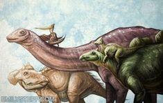 The Land Before Time by EmilyStepp on DeviantArt Disney Dinosaur, Real Dinosaur, Dinosaur Images, Dinosaur Art, Jurassic World Dinosaurs, Jurassic Park World, Land Before Time Dinosaurs, Dinosaur Drawing, Prehistoric Creatures