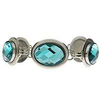 Aquamarine Splendor Bracelet