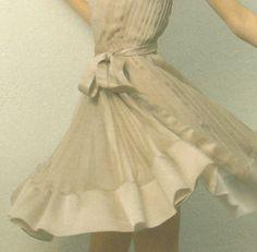 I want a skirt that swirls :)