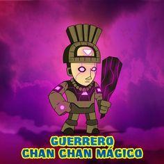 Guerrero Chan-Chan Mágico. #games #wp #peru #incas #atuq #inkamadness #chanchan
