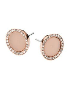 Michael Kors Pavé Stud Earrings | Bloomingdale's