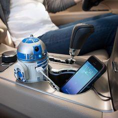 Fancy   R2-D2 USB Car Charger
