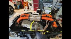 Citroen GS Engine Start