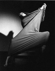 Edward Weston. Martha Graham.