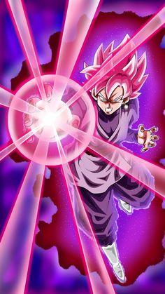Visita la entrada para saber más Goku Black Ssj Rose, Evil Goku, Dragon Ball Z, Saga, Super Goku, Amaterasu, Wall Papers, Tomy, Double Tap