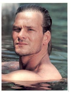 Patrick Swayze....my absolute favorite picture