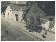 1920-as évek. Margit utca.